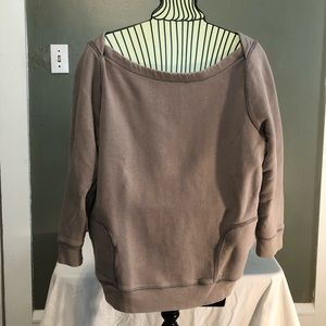 JCREW Terry Sweatshirt